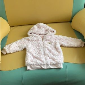Juicy Couture baby jacket